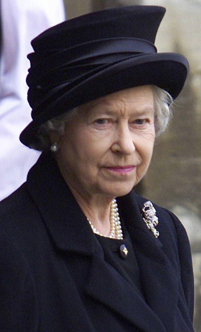 Queen Elizabeth II After Queen Mother's Death