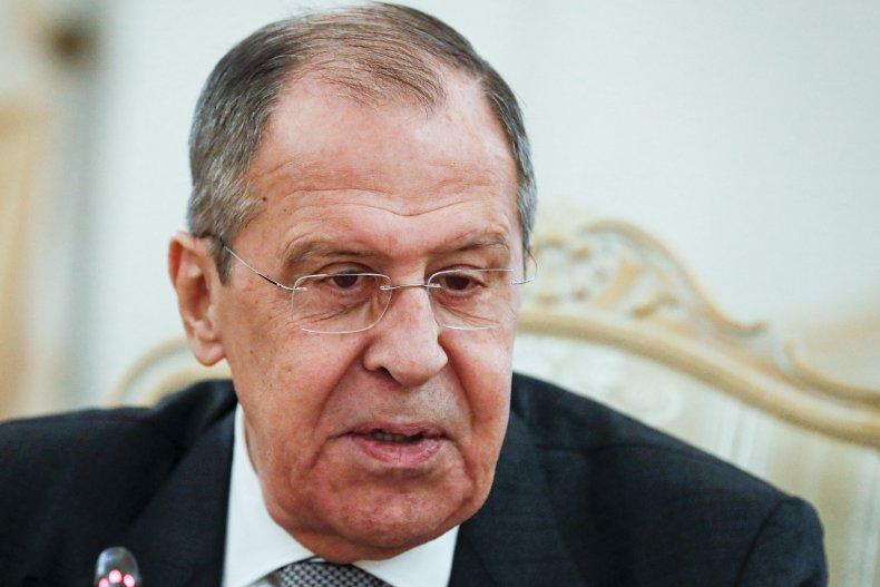 Russia Shrugs Off Ukraine's Border Call