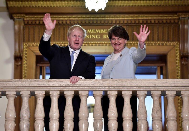 Northern Ireland Leader Arlene Foster Resigns