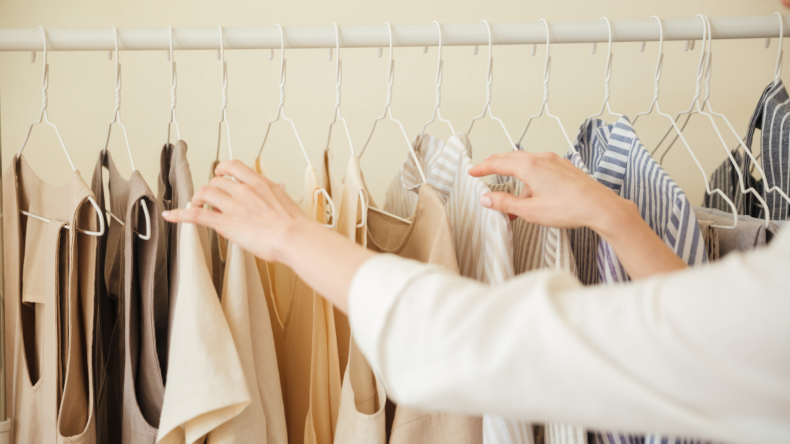 Sustainable Fashion Tips for an Eco-friendly Wardrobe