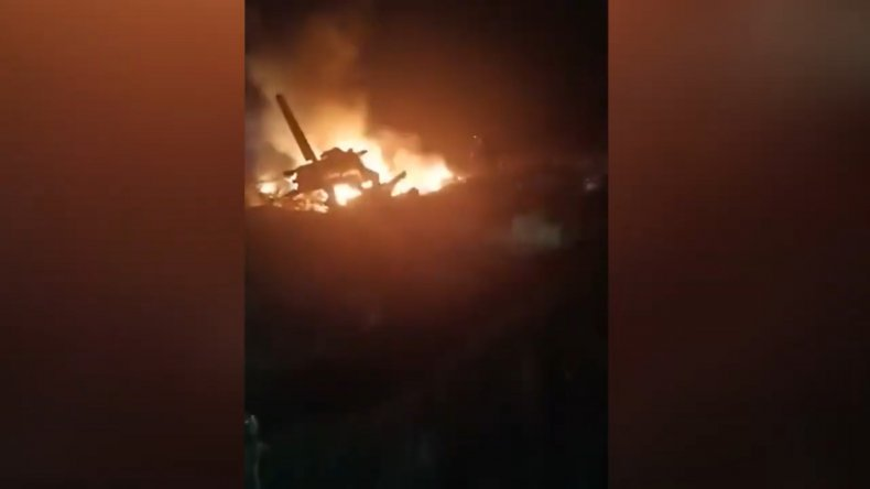 Helicopters Crash Mid-Air in China