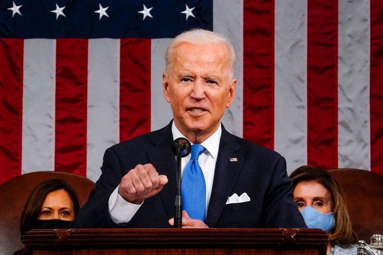 Biden, Harris, Pelosi