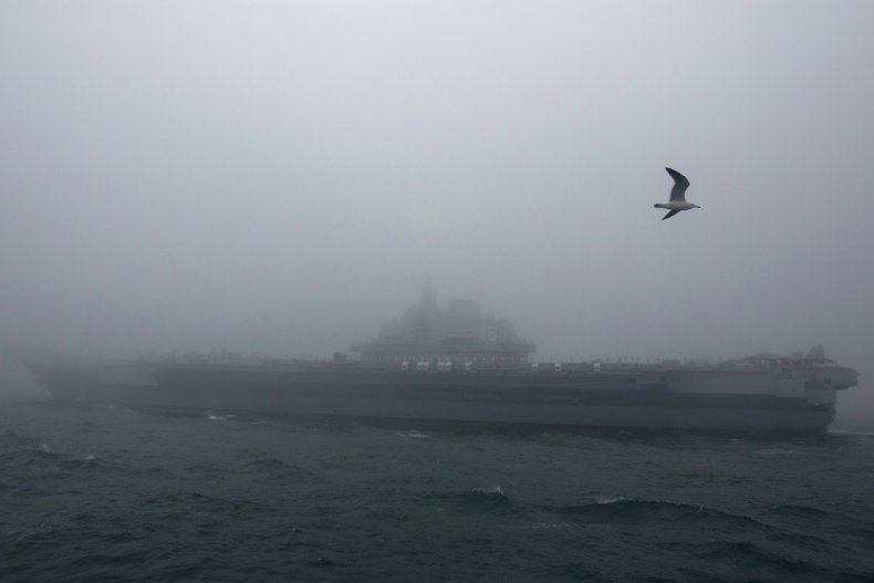 U.S. military Presence China