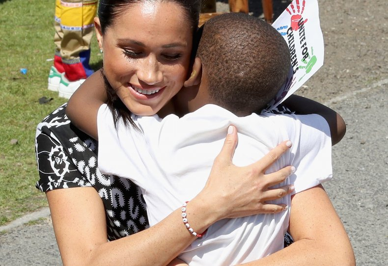 Meghan Markle's Royal Tour of South Africa