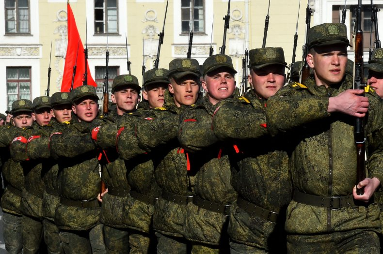 russia troops ukraine