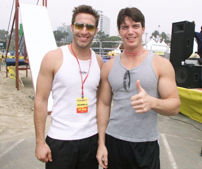 Rob Frisbee and Brennan Swain