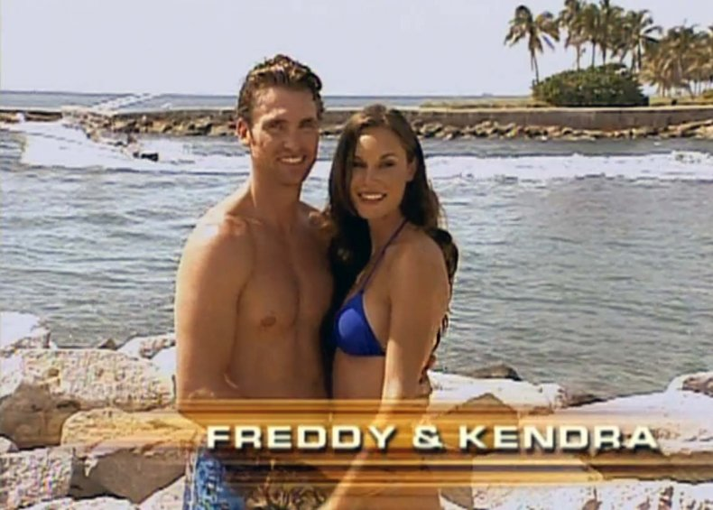 Freddy Holliday and Kendra Bentley
