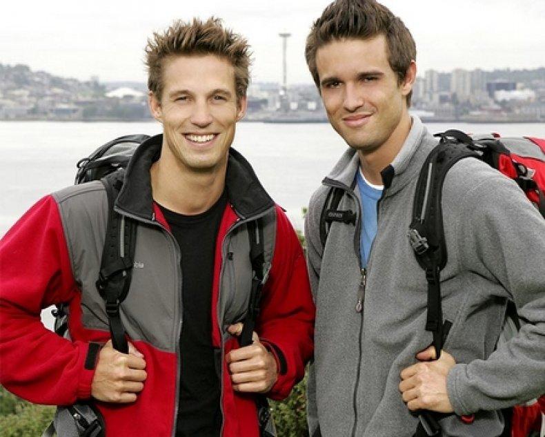 Tyler Denk and James Branaman