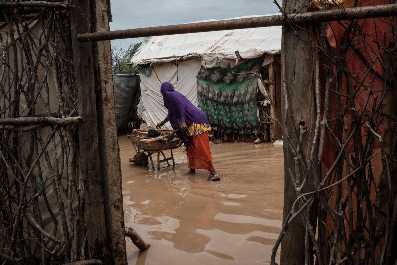 Dadaab Refugee Complex in Kenya