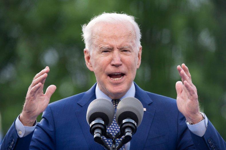 Joe Biden Detention Centers ICE Hecklers Protesters