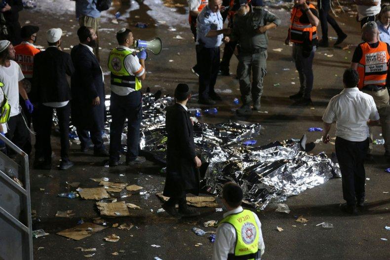 Lag BaOmer Israel Stampede Religious festival