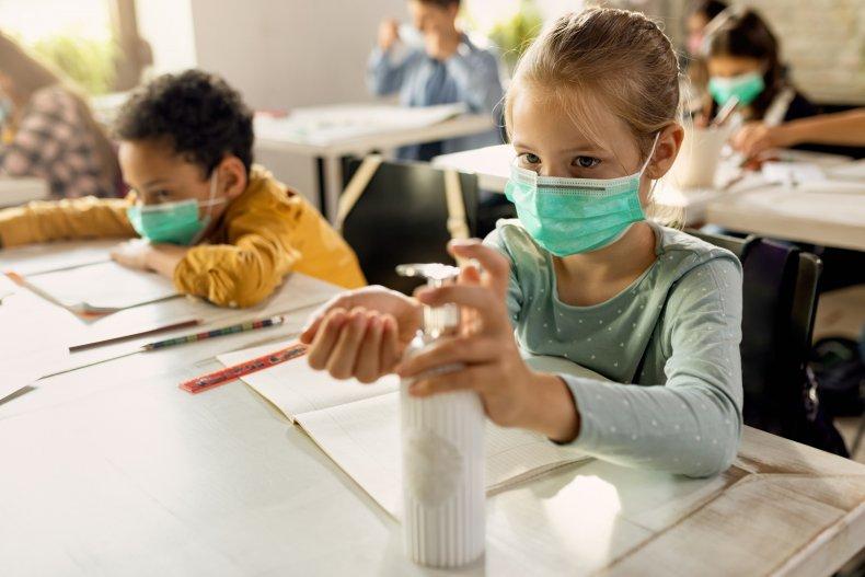 children masks schools