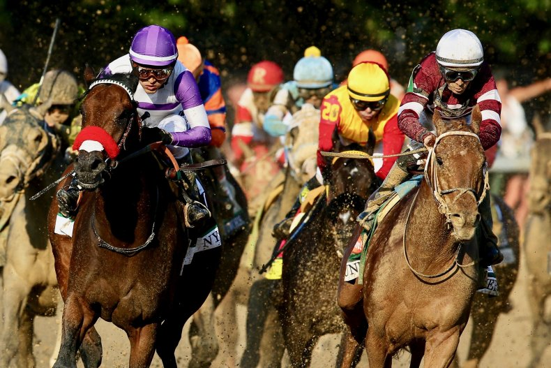 Kentucky Derby odds and top horse picks