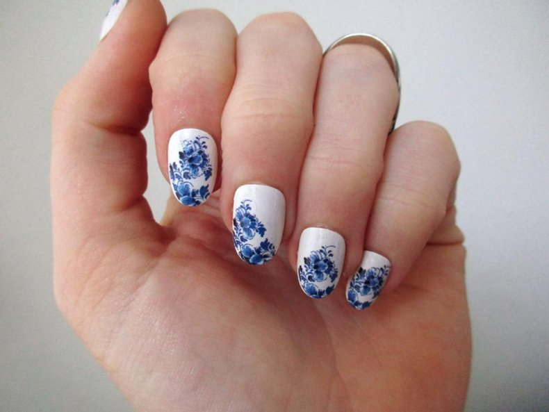 Best nail polish strips and stickers 10