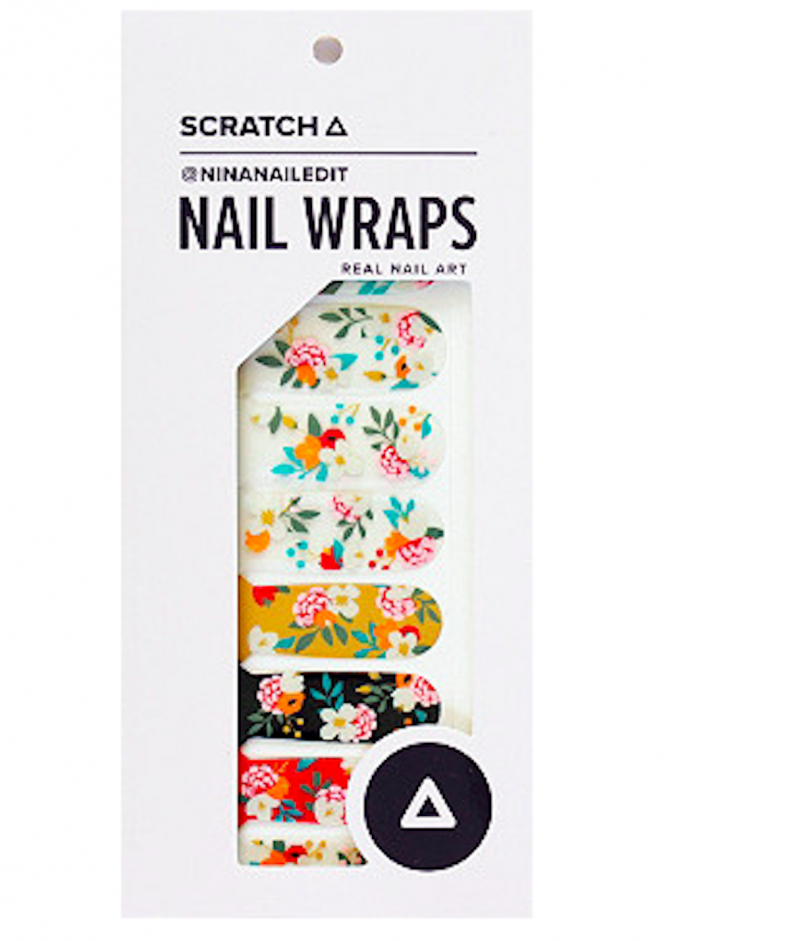 Best nail polish strips and stickers 14