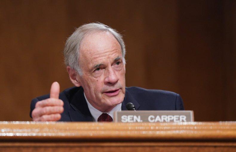 Sen. Tom Carper EPA
