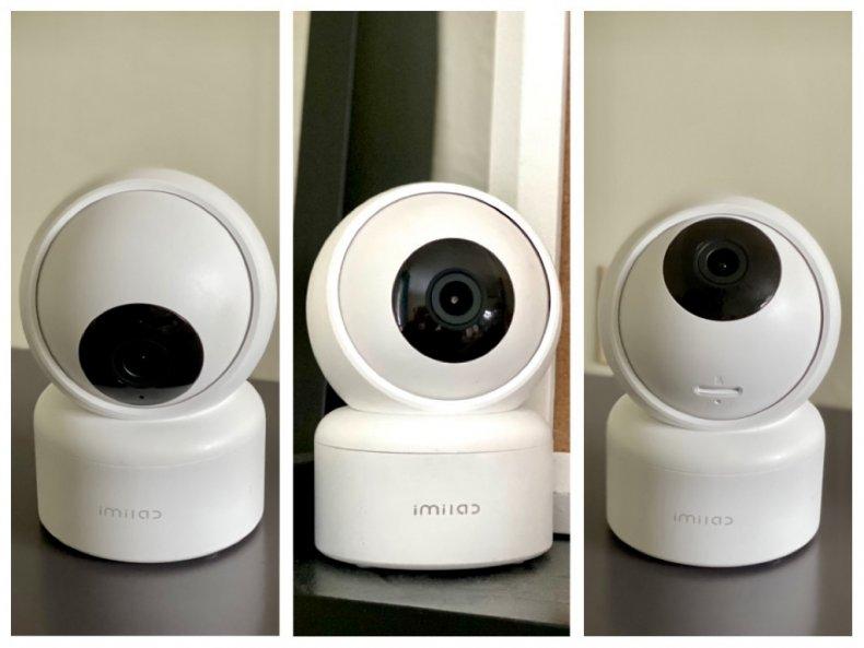 IMILAB C20 Home Security Camera 360 views