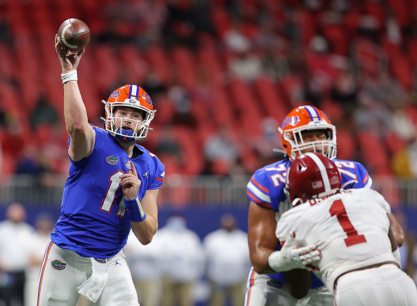 Tom Brady's Successor? Tampa Bay Drafts Unheralded but Talented Kyle Trask
