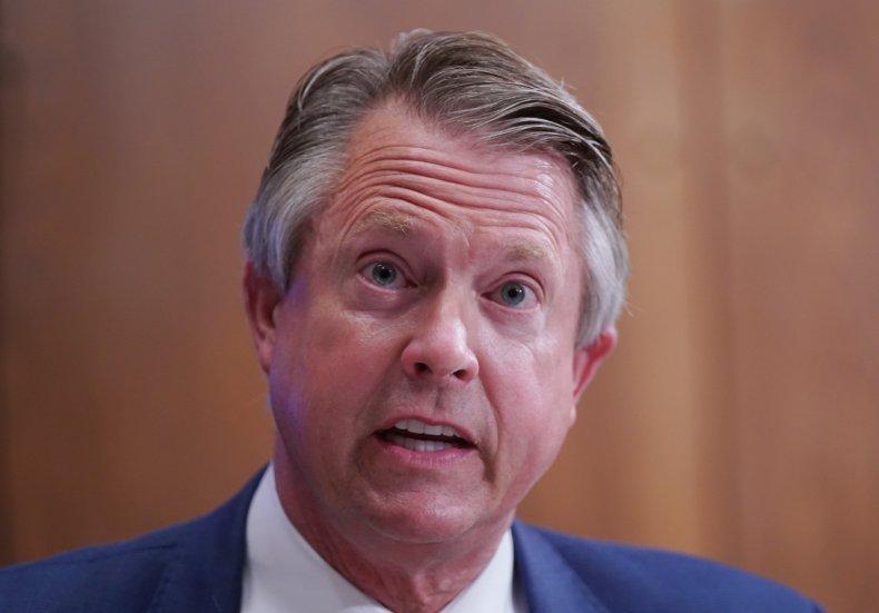 Senator Roger Marshall talks 2020 election