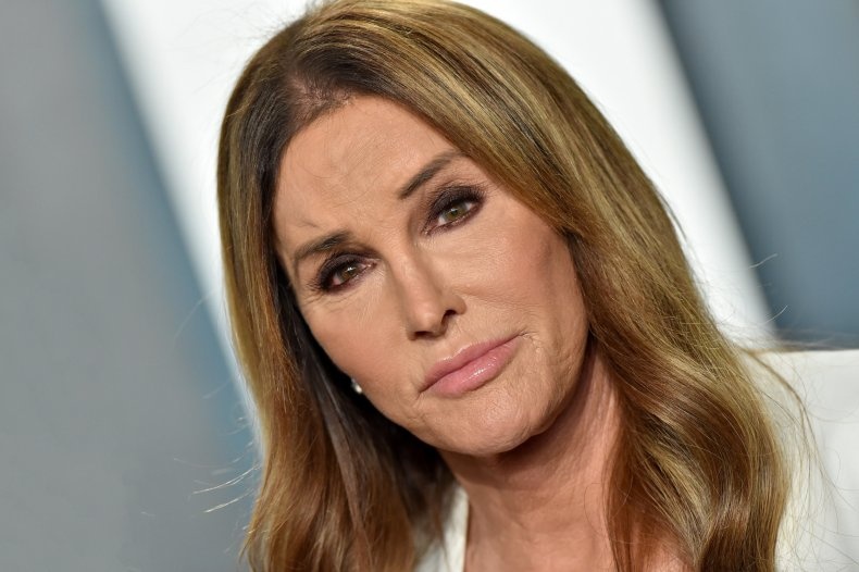 Caitlin Jenner's past support for trans athletes