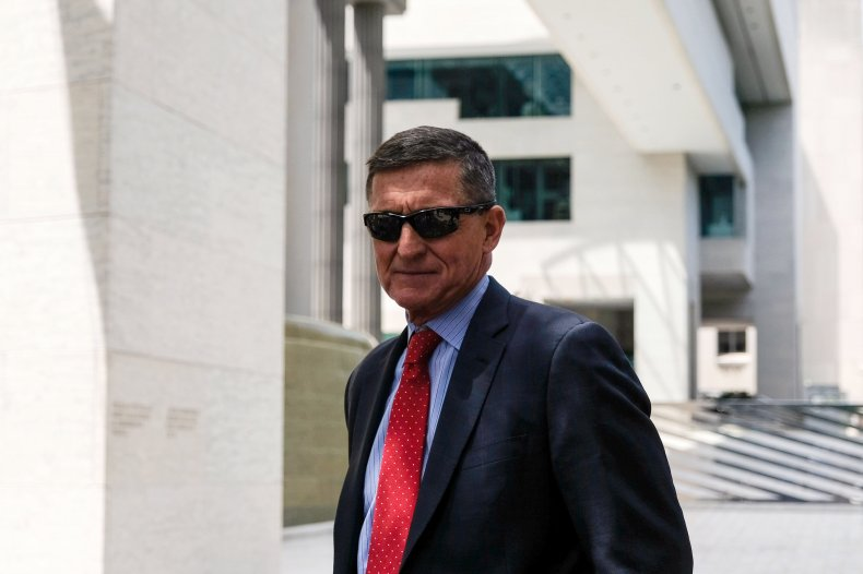 Michael Flynn accused of forgetting words