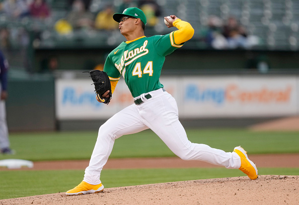 Oakland A's Pitcher Jesus Luzardo Breaks Finger While Playing a Video Game