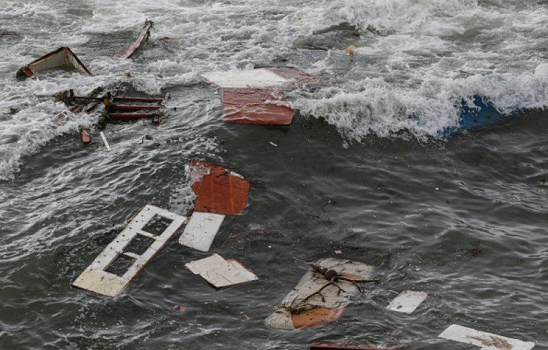 San Diego Boat Capsize