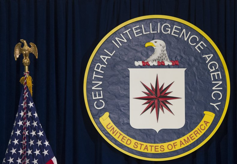 The Seal of the CIA in 2016