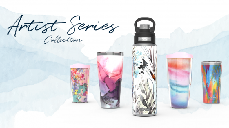 Tervis artist series collection