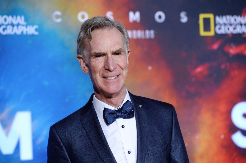 Bill Nye rips COVID anti-vaxxers