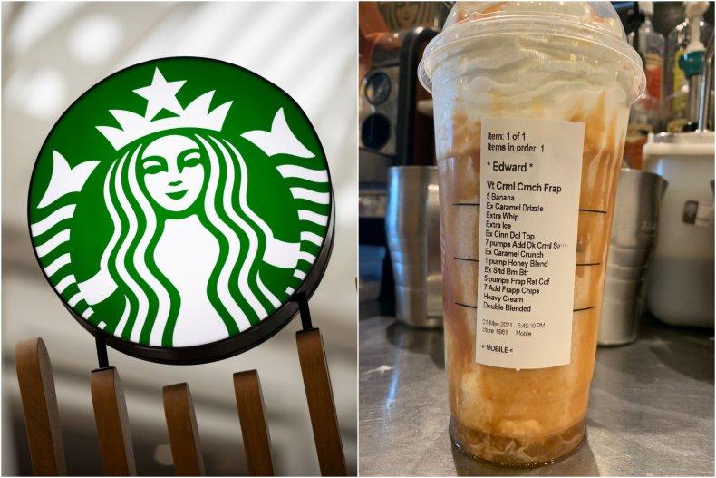 Starbucks crazy orders because of TikTok