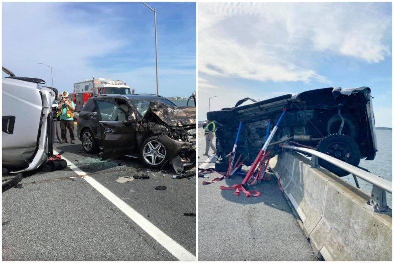 Ocean City Car Crash