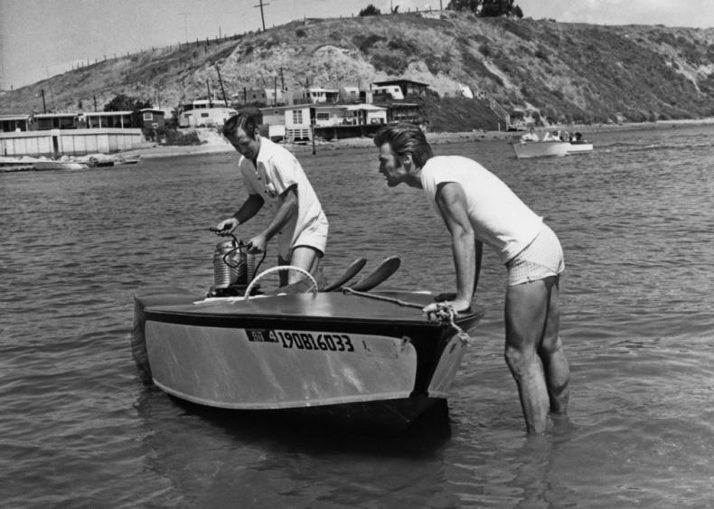 1950: Odd jobs and an Army stint
