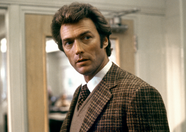 """1971: """"Dirty Harry"""" arrives on screen"""
