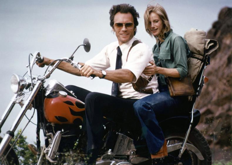 1975: Relationship with Sondra Locke