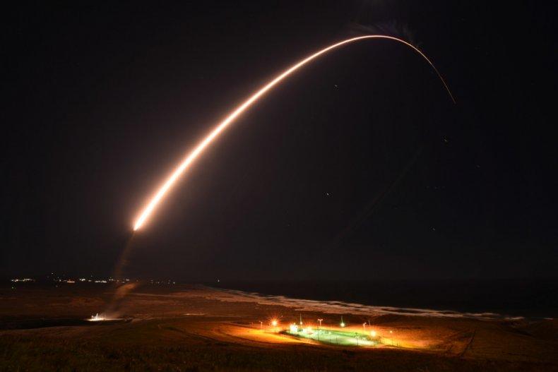 us, missile, test, icbm, california
