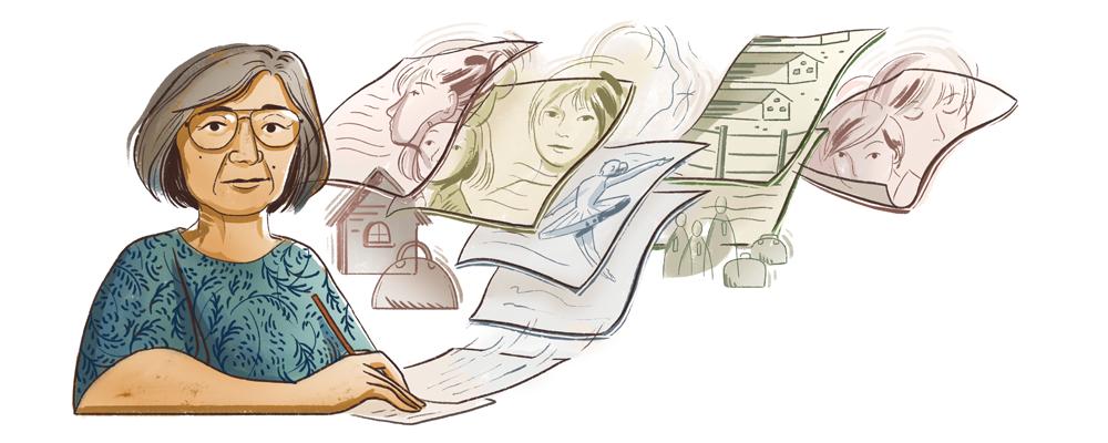 Who Was Hisaye Yamamoto? Google Doodle Celebrates Japanese American Writer - Newsweek
