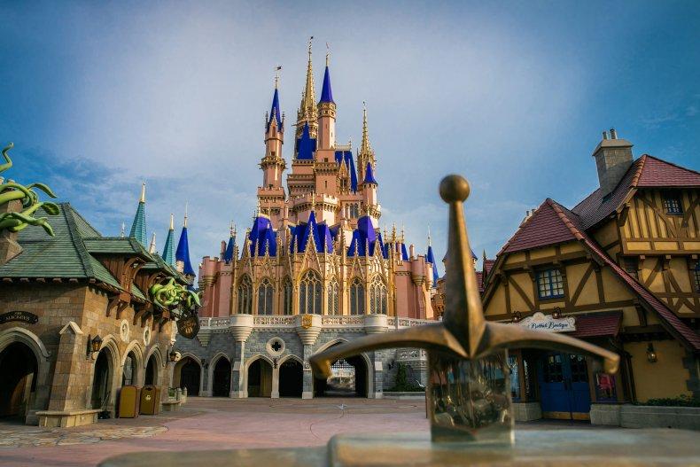 Disney World Florida June 2020