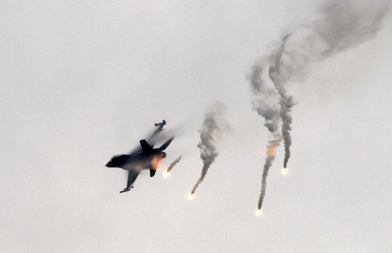 Taiwan Air Force In Annual Military Drills