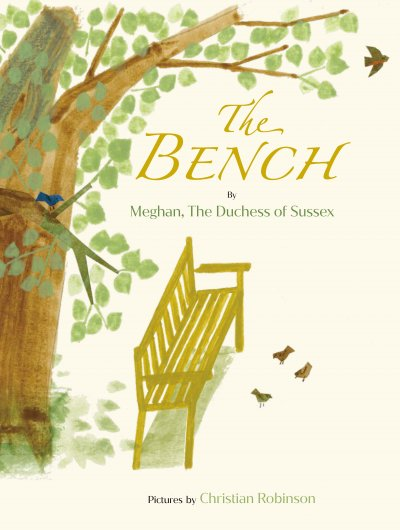 Meghan Markles First Book The Bench