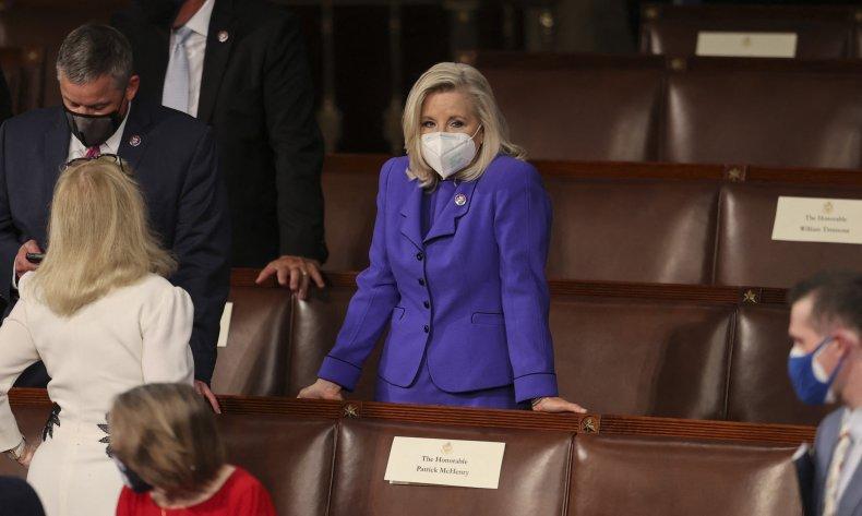 Liz Cheney House Vote