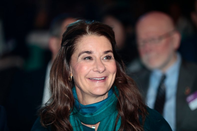 Melinda Gates Bill Divorce Documents Property Order