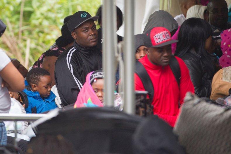 canada us border migrants refugees