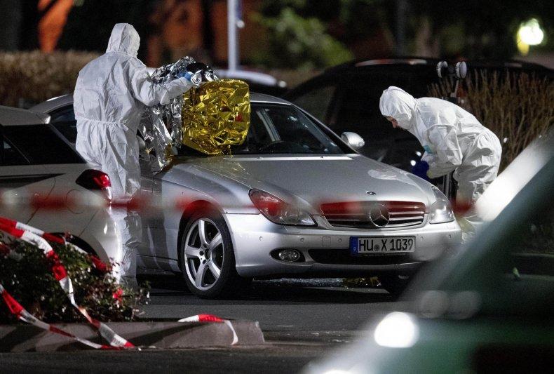 AP Germany shooting