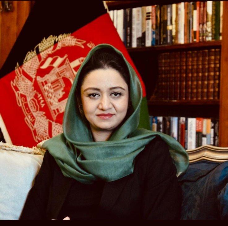 Afghanistan Ambassador Rahmani