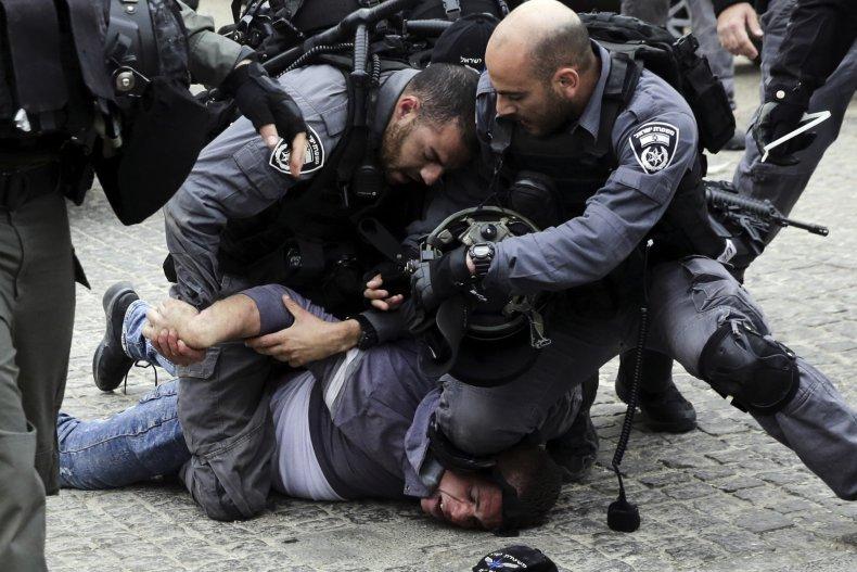 AP Israel Palestine