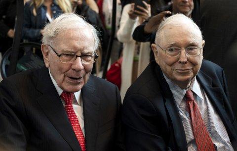 Warren Buffett & Charlie Munger