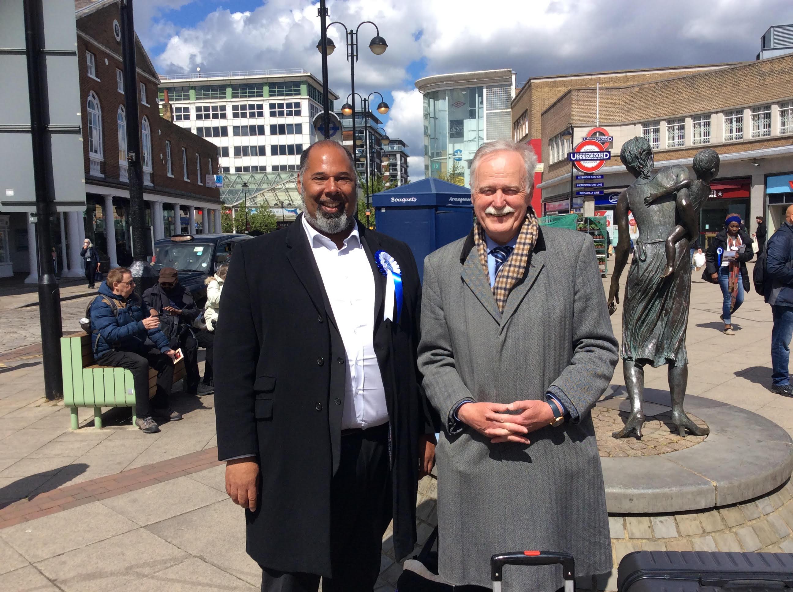 U.K. Pastor Arrested After Anti-Same-Sex Marriage Comments Back on Stump
