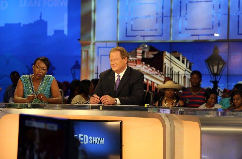 MSNBC's Joy Reid