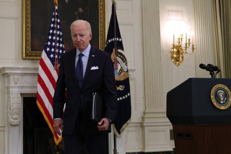 Biden Responds to Cheney, GOP Feud